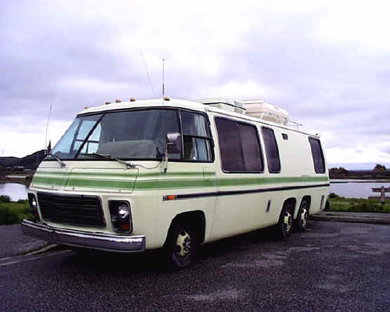 Our GMC Motorhome